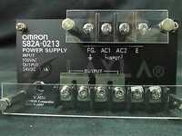S82A-0213//OMRON S82A-0213 UNIT, POWER SUPPLY S82A-0213,DC24V 1.1A