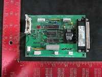BIO RAD Y5301221 FRONT MODULE DIST. CARD