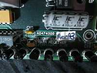 A0474000//PROCONICS INTERNATIONAL A0474000 LIGHT CURTAINS main receiver; PCB, SENSOR, WIP