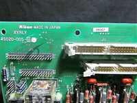 4S020-005-I//NIKON 4S020-005-I PCB, XYRLY,KBA01800-AE27