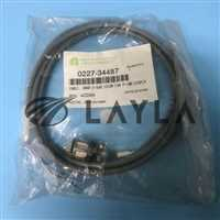 0227-34487/-/141-0701// AMAT APPLIED 0227-34487 CABLE, SNSR D-SUB 15X3M FOR P- NEW