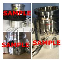 147-0501// LEYBOLD MAG 2000 TURBO PUMP CABLE [ASIS]