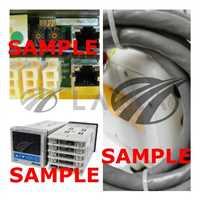406-0102// OMRON E5AX-A02 TEMPERATURE CONTROLLER [USED/FAST]