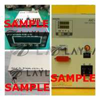 406-0102// OMRON E5C3-WR20K TEMPERATURE CONTROLLER [USED/FAST]