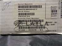 0190-33328/-/Celerity Unit 8564, 50sccm, ASH3, 1-1/8 C Seal, Mass Flow Controller 0190-33328