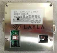 SPCONV10A/-/Kokusai; SPCONV10A, Converter Interface Module