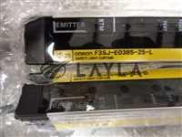 F3SJ-E0385-25-L&F3SJ-E0385P25-D/-/Omron, F3SJ-E0385-25-L & F3SJ-E0385P25-D,(PAIR) Light Curtains