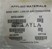 0010-330601/-/Applied Materials; 0010-330601, Base Assembly, Low DF Pad Conditioner/Applied Materials/-