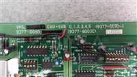 /-/Rigaku 9377-0070 Circuit BoardU14I251 6 P P K//_02