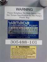 /-/Yamada Air Liquid Diaphragm pump, DP-20F, 151284, 305488-101//_03