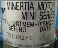 /-/Yaskawa Electric UGTMEM-01SNQ31 Minertia Motor, Mini Series//_03