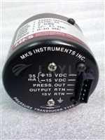 /-/MKS Pressure Transducer, 122AA-00002EB, 65746-1B//_02