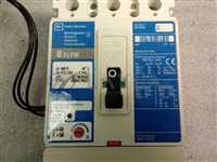 /-/Cutler Hammer ELFW3050L Circuit Breaker w/ Westinghouse ELD133Leak Protection//_02