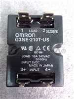 G3NE-210T-US/-/Omron G3NE-210T-US Solid State Relay Industrial Mount 5VDC/100-240 VAC 10A