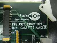 /-/Fusion Axcelis Dual Cassette Handler Card 249181 Rev. E//_03