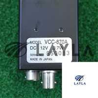 -/-/CIS SXGA VCC-870A/ 25mm 1:1.4 LENS/-/_02