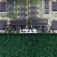 -/-/ALPHASEM AG AS496-0-00 Rev.B PC/AT INTERFACE CARD BOARD ASSEMBLY/-/_02