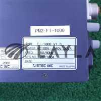 -/-/STEC INC Fi-1000 V1.3 CalcUlator Unit Flow CoUnter MFC/-/_02