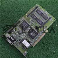 -/-/PCI Video card ATI 109-25500-20 EXM255 MACH64 113-25522-100 102-25537-20 VGA/-/_01