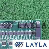 -/-/ADVANTECH PCI-1756 REV.A1 01-3/-/_03