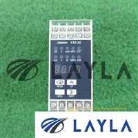 -/-/OMRON KM100-T-FLK POWER MONITOR AC100-240V/-/-_02
