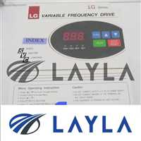 -/-/LG IndUstrial Systems SV008IG-2U Variable Freq Drive/ 3Ph/ 230V/ 0.75kW (1 HP)/-/_02