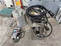 ASYST wafer robot UTX-FS6000 with CS-7107 and teach pendant SB-700