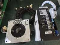 -/SD1050A02/YOKOGAWA DYNASERV DD SERVO ACTUATOR SD1050A02 & DM1050A00 & Cable /Free Shipping