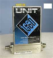 Unit UFC-1660 Mass Flow Controller, N2, 10 SLPM (Used Working, 90 Day Warranty)