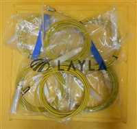 1073995-18/-/RF Cable 18 Foot 5.4 Meters Reseller Lot of 6 New Surplus
