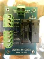 Mydax M1009A Dual Relay Interface Board PCB Chiller 1VL5WA1 Used Working