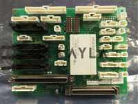 1D81-000103/TYB412-1/CC/TEL Tokyo Electron 1D81-000103 Interface Board PCB TYB412-1/CC Unity II Used/TEL Tokyo Electron/