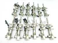 SMC CDJ2F16-50-G79-XB13 Pneumatic Cylinder TEL Lithius Lot of 12 Working Surplus