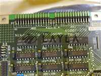 4S007-278//Nikon 4S007-278 LIB-IF Interface Board PCB Used Working/Nikon/