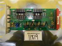 AMAT Applied Materials 0100-00008 TC Gauge P.W.B. PCB Card Precision 5000 Used