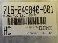 150mm ESC Focus Ring New