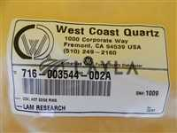 716-003544-002/-/COV Hot Edge Ring Rework 001 to 002 New