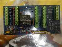 Mydax M1002C RTD Interface Input Board PCB Chiller 1M9W-T Used Working
