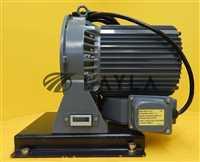 EN-8ZT2//Nidec EN-8ZT2 Scroll Pump Motor Oerlikon SC30D 0 Hours Used Tested Working/Nidec/