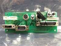 HASSYC810300/M197 2/2/Asyst Shinko HASSYC810300 Operator Interface PCB with Key M197 2/2 Used Working/Asyst Shinko/