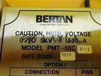 High Voltage Power Supply AMAT 70312823000 VeraSEM Used