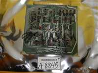 100020/10019A/Electroglas 100020 Interface Control PCB Card 10019A Used Working/Electroglas/
