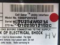 1000P2HVSE/Prestige EXT/Uninterruptible Power Supply Used Working/Powerware/-
