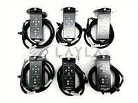 Sunx LA-511D Wafer Slide Sensor 5J 6N 5J CN TEL TGB813-1/SLIDE Trias Lot of 6