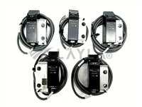 Sunx LA-511D Wafer Slide Sensor 5J CN 5J 6N TEL TGB813-1/SLIDE Trias Lot of 5