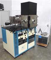 -/-/Cooke Sputtering Vacuum Chamber CTI On-Board 10 Cryopump 8200 Compressor