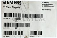 10663308//SIEMENS POWER STAGE 059 P/N 10663308
