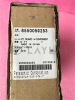 6550059253//Panasonic PC BOARD W/COMPONENTP/N 6550059253