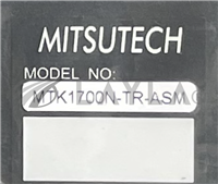 MT1700-TR-ASM / IN-ASSY 17'' LCD MONITOR MITSUTECH