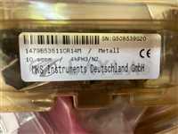 1479B00713CR14M//MKS 1479B53511CR14M MASS FLOW CONTROLLER
